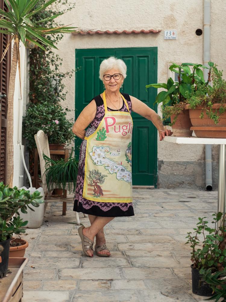 Angela from Polignano