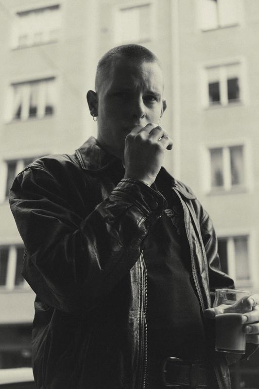 Olof Arrevik - Tattoo Artist